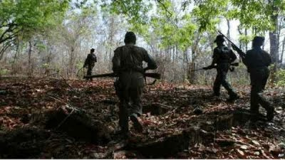 Naxal with 5 lakh bounty arrested in Jharkhand